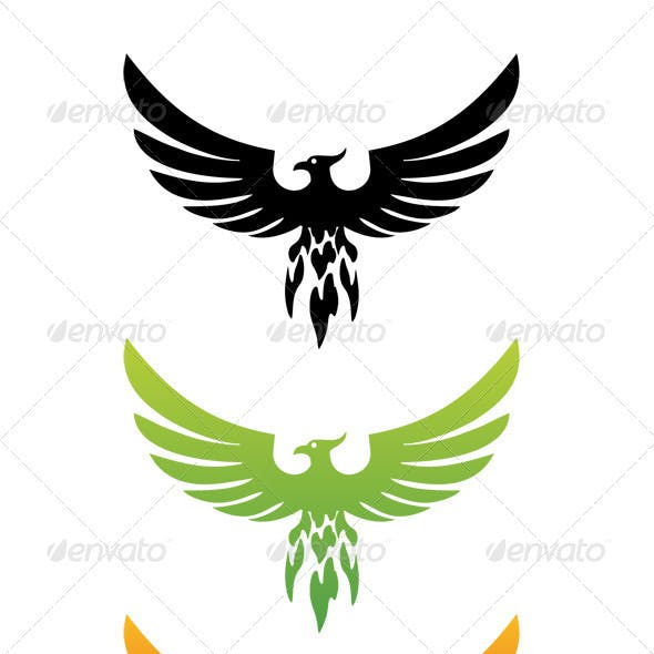 Phoenix Bird Of Immortality