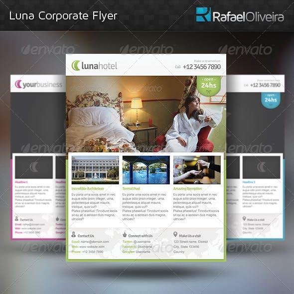 Luna Corporate Flyer