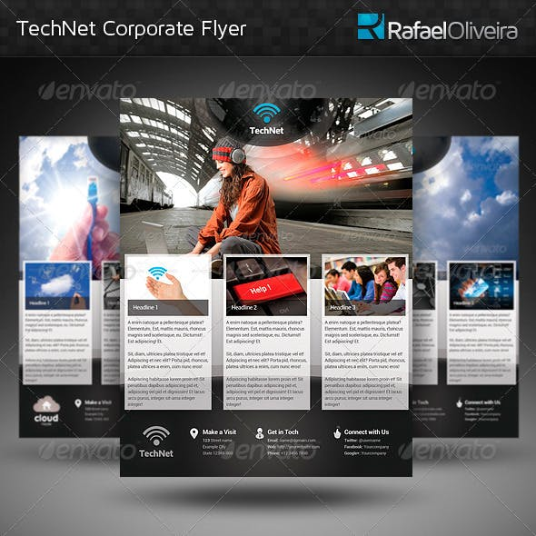 TechNet Corporate Flyer
