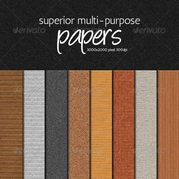Superior Multi Purpose Papers Pack