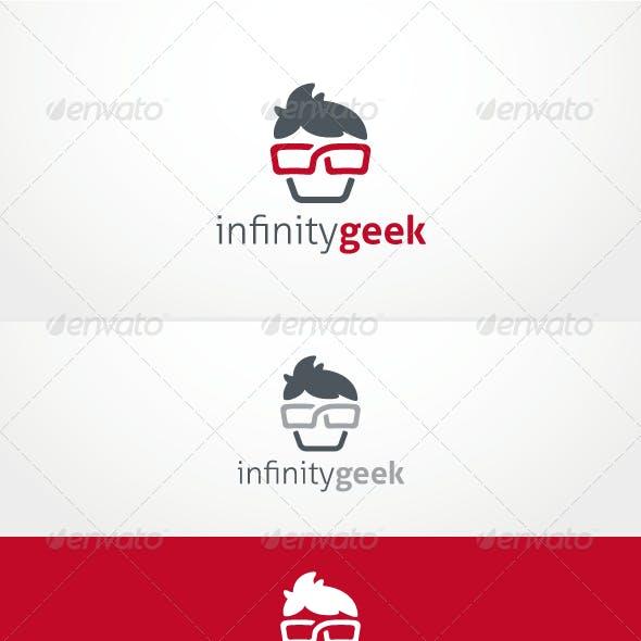 Infinity Geek - Logo Template