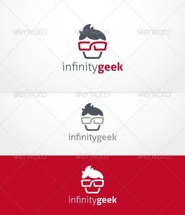 Infinity Geek - Logo Template - Humans Logo Templates