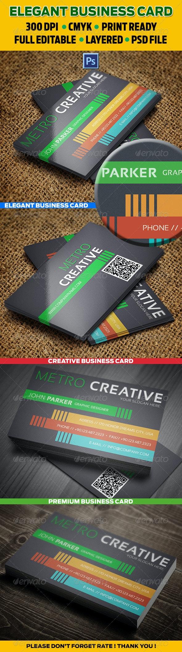 Creative Business Card 30 - Creative Business Cards