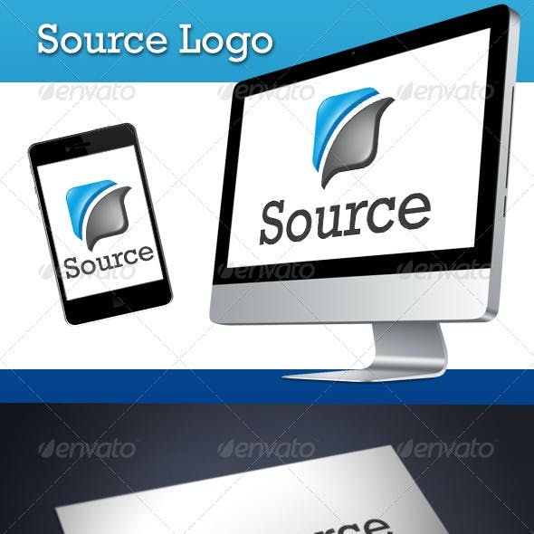 Source Logo Template