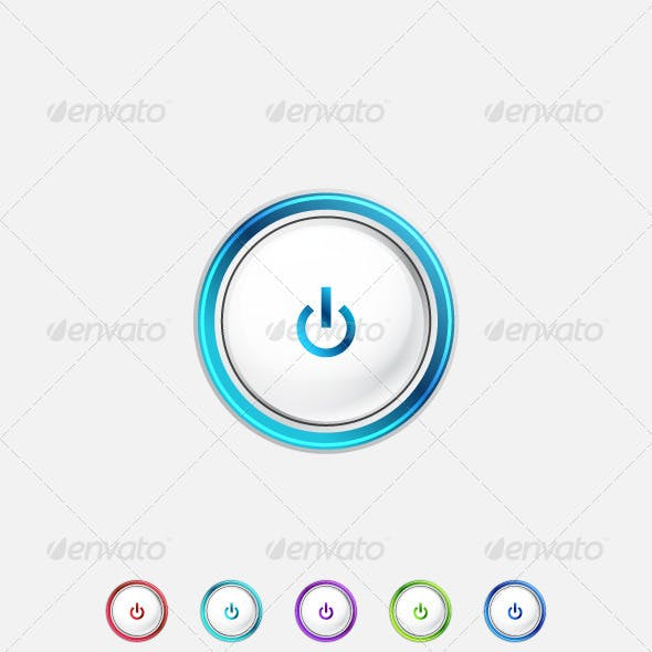 Minimalistic Power Buttons
