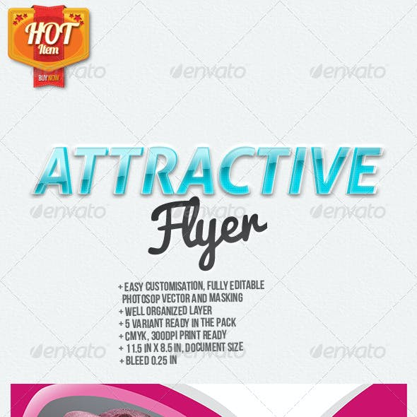 Attractive Flyer