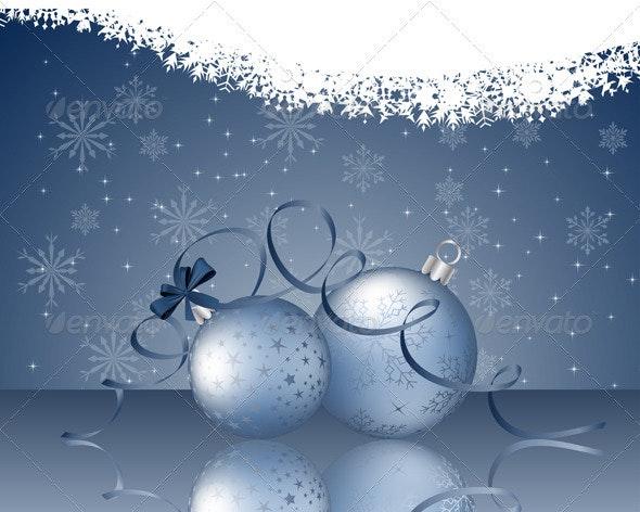 Christmas Card - Christmas Seasons/Holidays