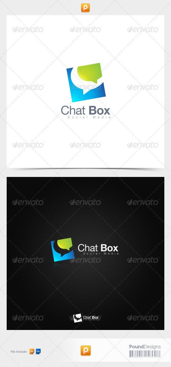 Chat Box - Symbols Logo Templates