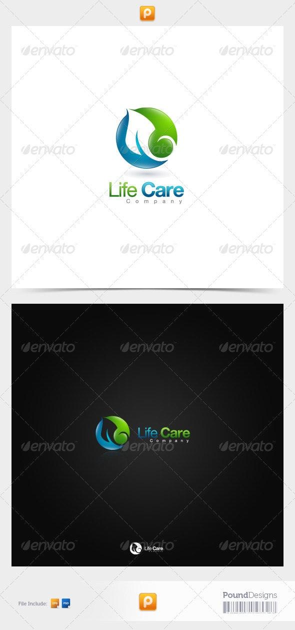 Life Care - Nature Logo Templates