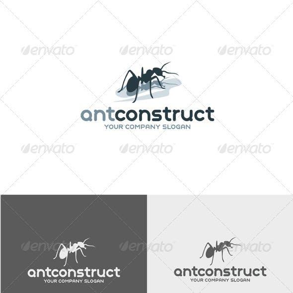 Ant Construct Logo