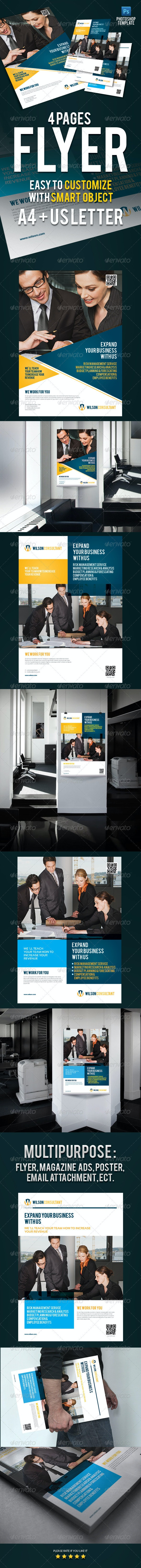 Business Flyer/Ads - Corporate Flyers