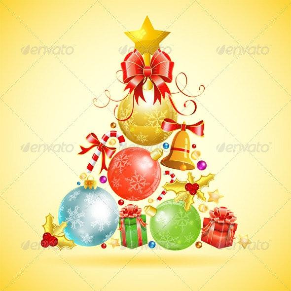 Christmas Concept - Christmas Seasons/Holidays