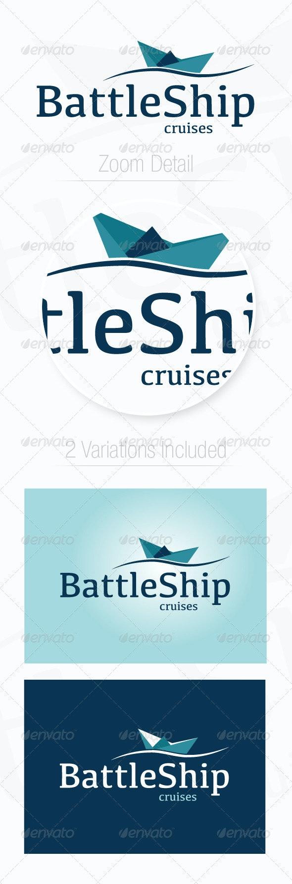 Travel Ship - Objects Logo Templates