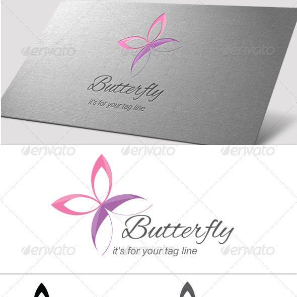 Butterfly - Flower