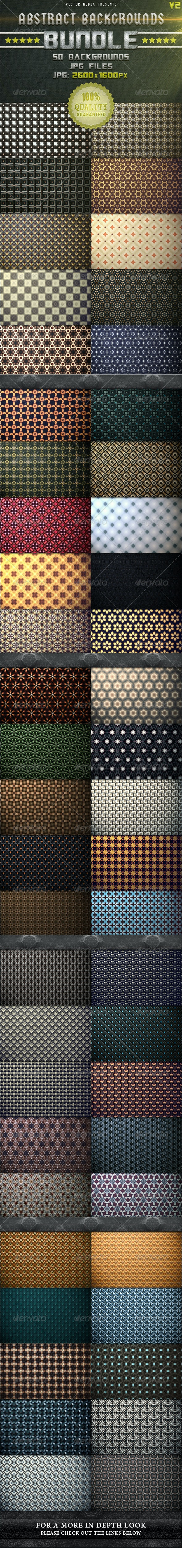 Abstract Backgrounds - Bundle [Vol.2] - Abstract Backgrounds