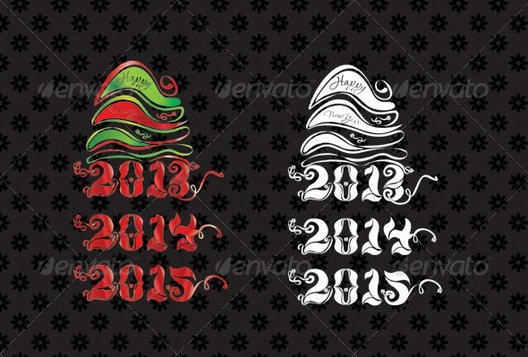 Happy New Year 2013 - New Year Seasons/Holidays