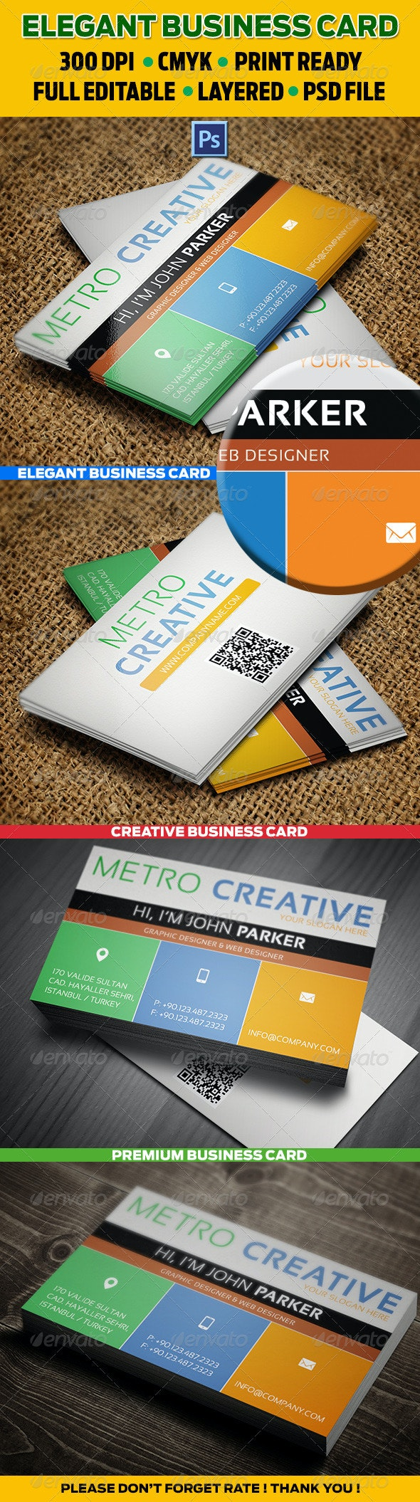 Creative Business Card 32 - Creative Business Cards