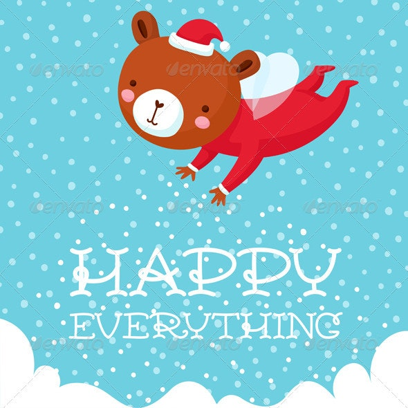 Happy Everything - Seasons/Holidays Conceptual