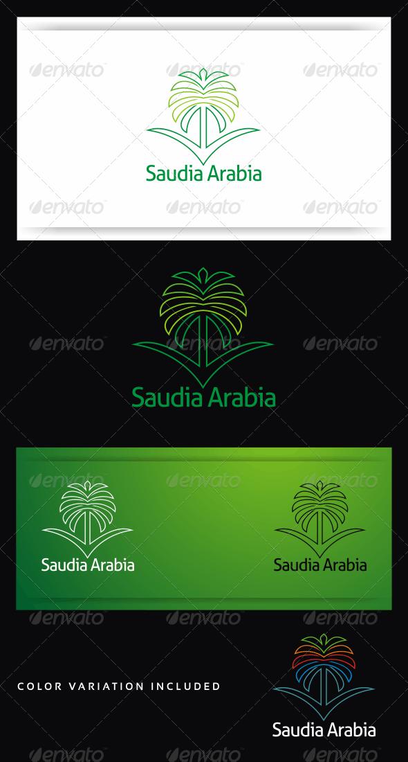 Saudia Logo Template - Nature Logo Templates