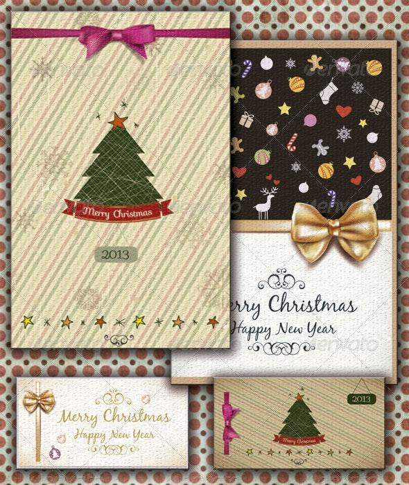Christmas Cards - Seasons/Holidays Conceptual