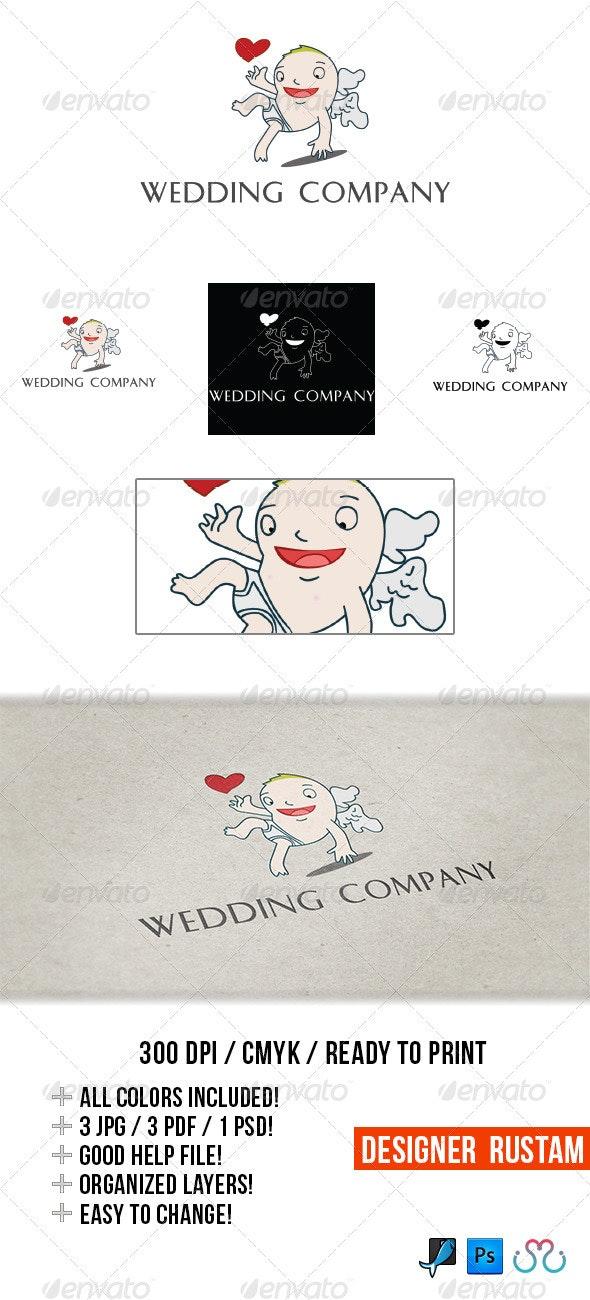 Wedding company - Company Logo Templates