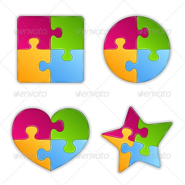 Puzzle Objects