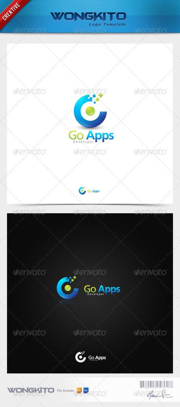 Go Engine - Objects Logo Templates