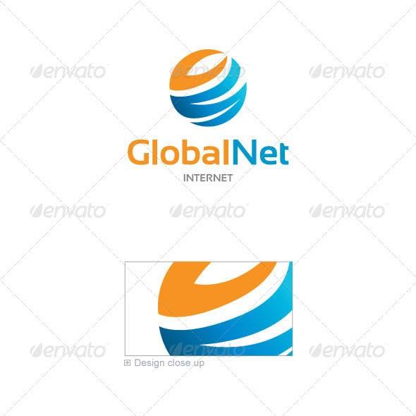 GlobalNet-Logo Template