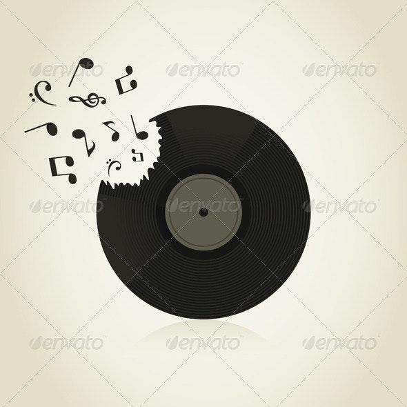 Vinyl - Retro Technology