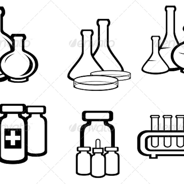 Science and Medical Flasks