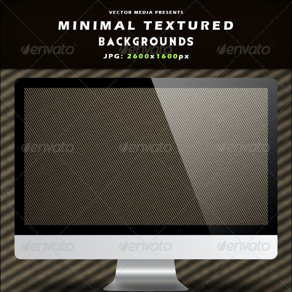 Minimal Textured - Backgrounds