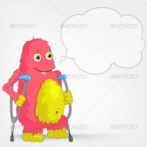 Funny Monster - Disabled