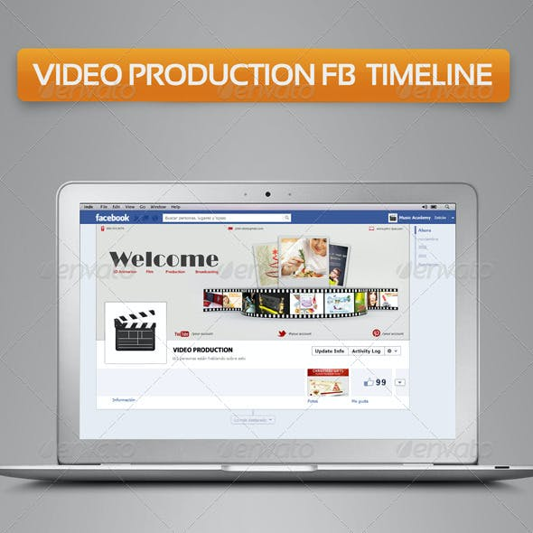 Video production Fb Timeline