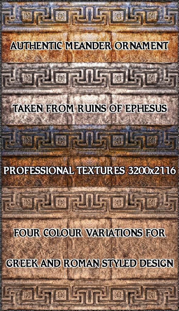 Antique Greek and Roman Stone Textures - Stone Textures