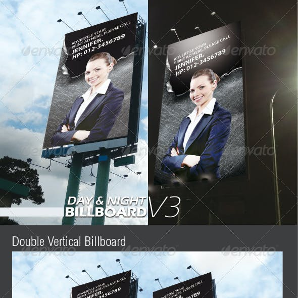 DAY & NIGHT BILLBOARD V3