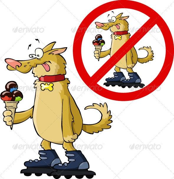 Dog - Animals Characters