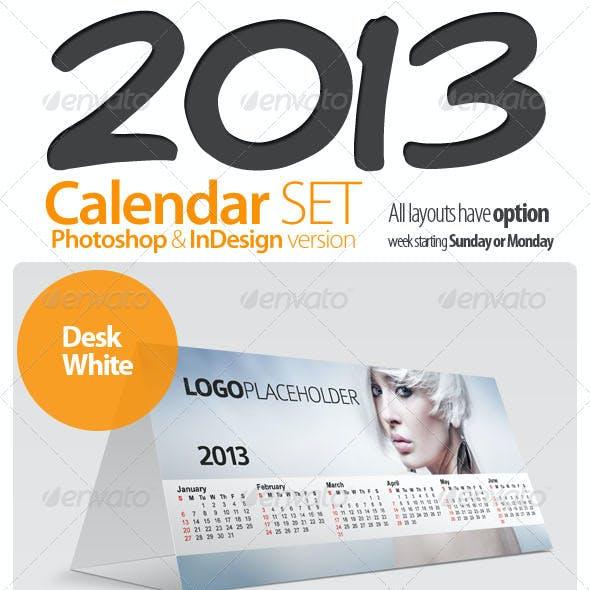 Calendar 2013 Complete Set