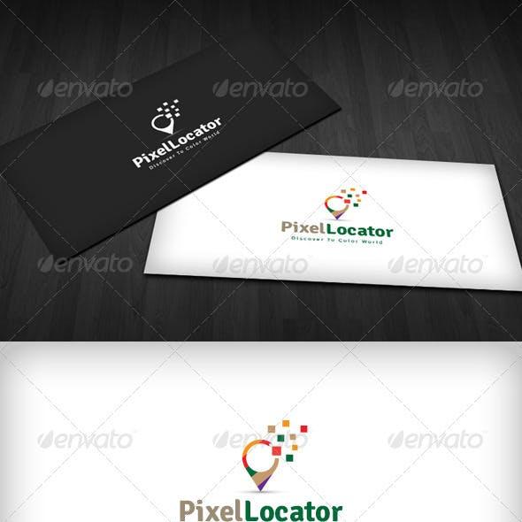 Pixel Locator Logo