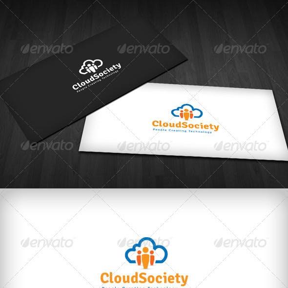 Cloud Society Logo