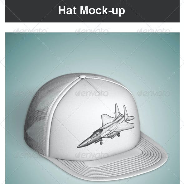 Hat Mock-up