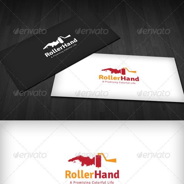 Roller Hand Logo