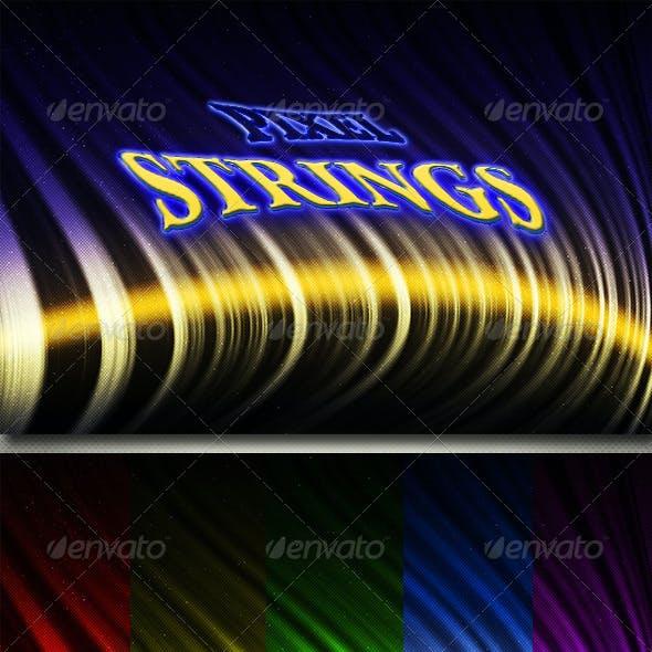 Pixel Strings