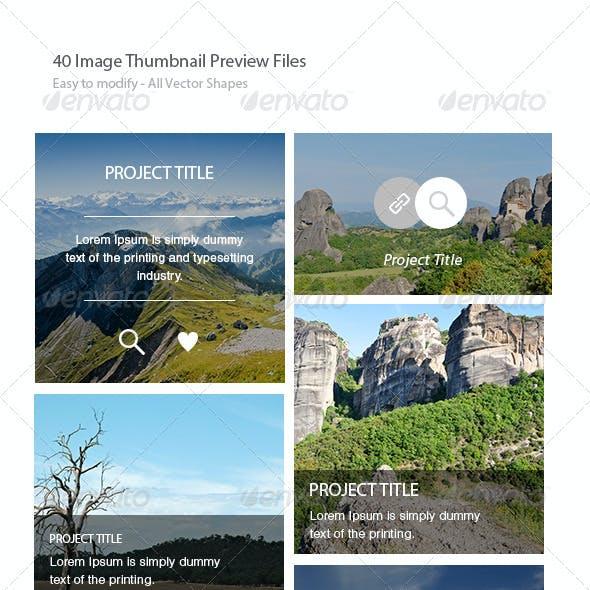 Make Web Image Thumbnails Quickly