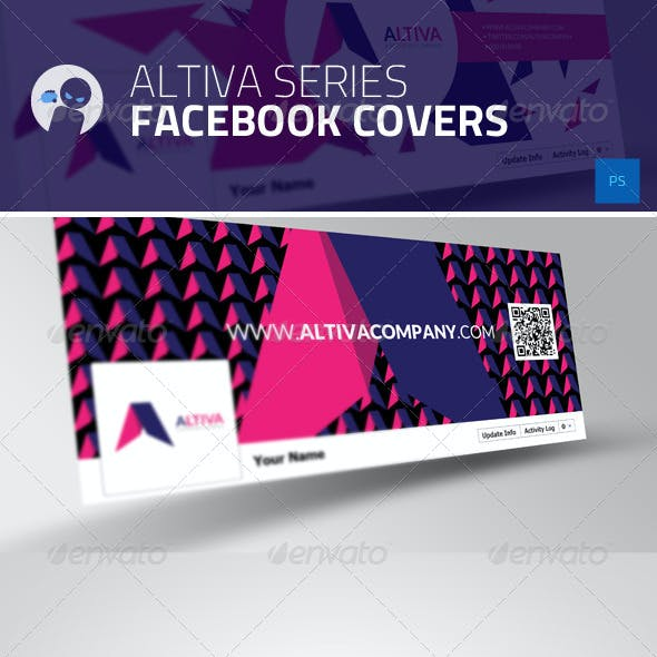 Altiva Series - FB Timeline Covers