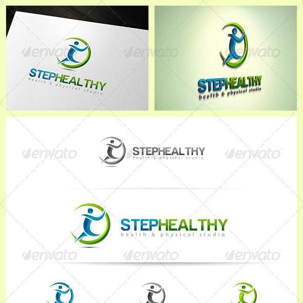 Step Healthy Logo