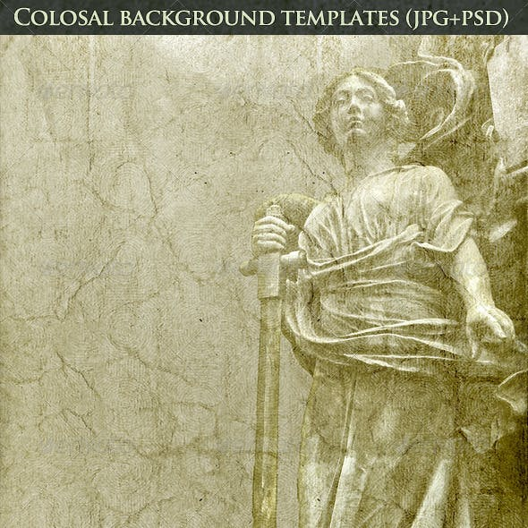 Colosal Background Templates
