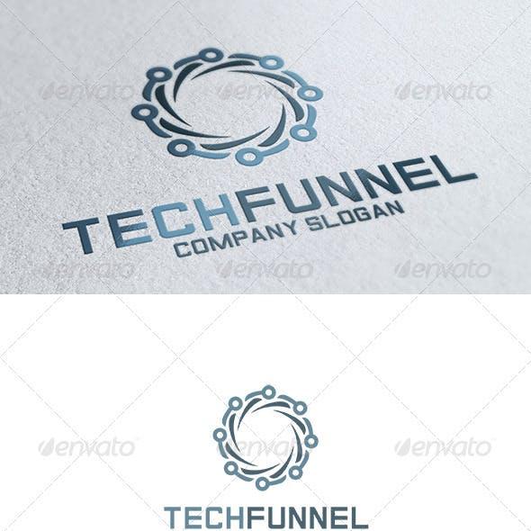Tech Funnel Logo