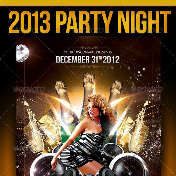 2013 VIP Party Night