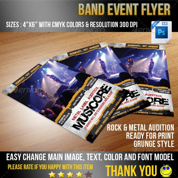 Band Event