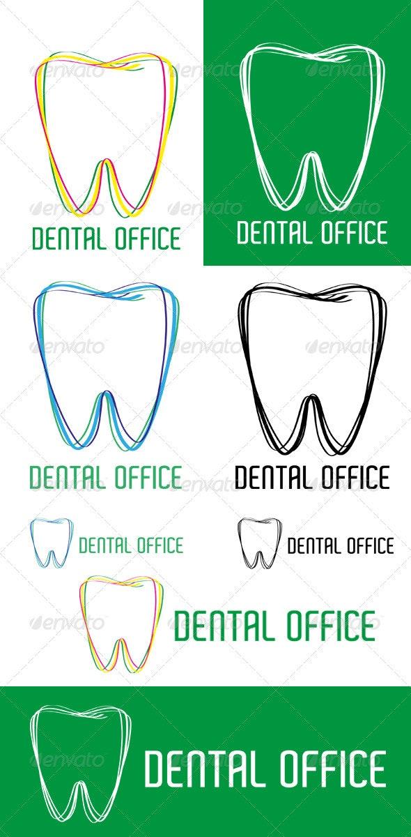 Dental Office Logo - Logo Templates